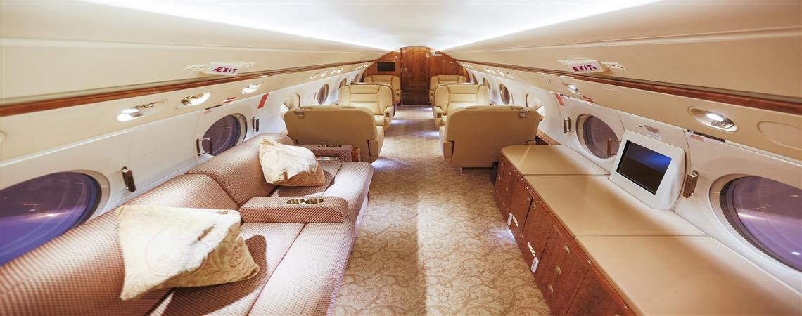 Sky Prime Private Aviation Services luxury Fleet