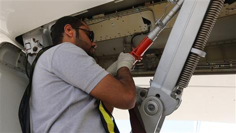 Sky Prime Private Aviation services in house Maintenance & Technical Support