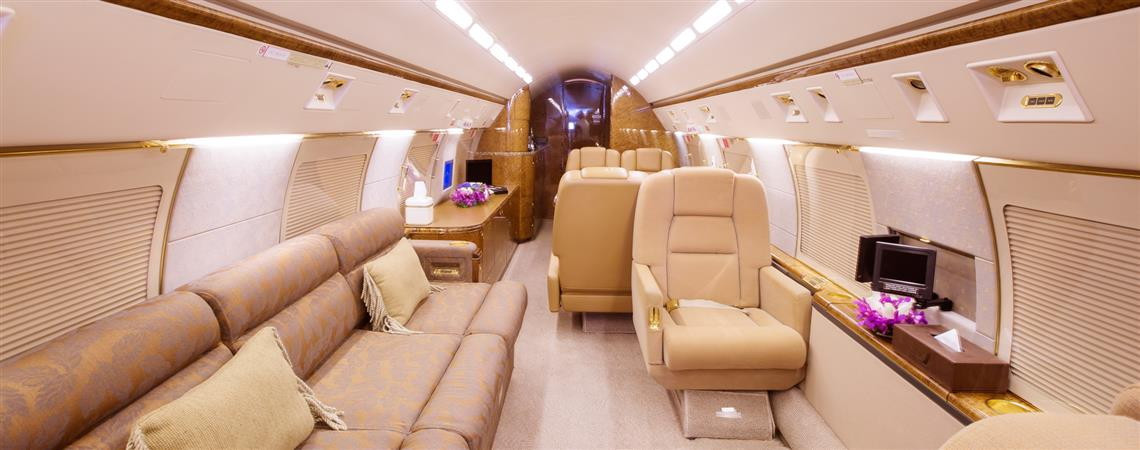 Sky Prime Private Aviation Services luxury jets Fleet Gulfstream G550
